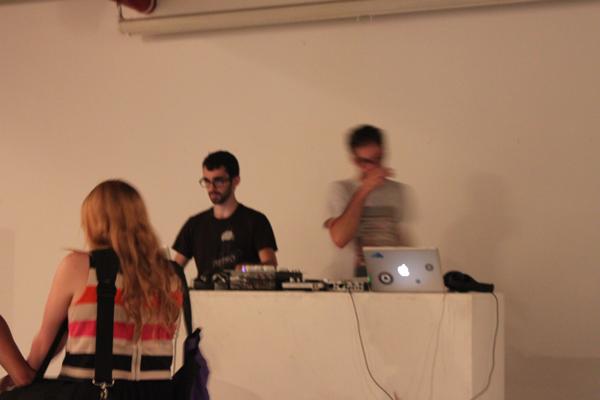 Stephane Bonenfant with leo.nerd